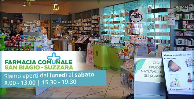 Farmacia Comunale San Biagio Suzzara (Mn)