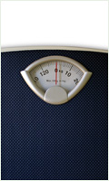 misurazione del peso corporeo