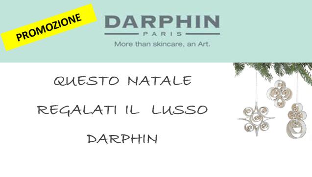 DARPHIN- INCREDIBILE RISPARMIO con COFANETTI NATALIZI