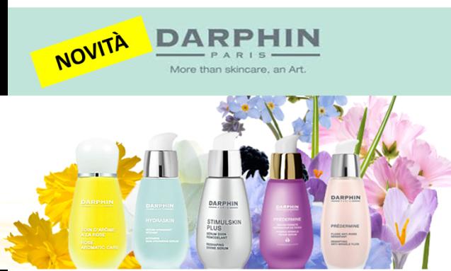 NOVITA' DARPHIN – apparecchio ISTITUT FACIAL