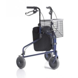 Deambulatore a ruote