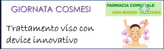 TRATTAMENTO VISO – con DEVICE INNOVATIVO – 4 maggio